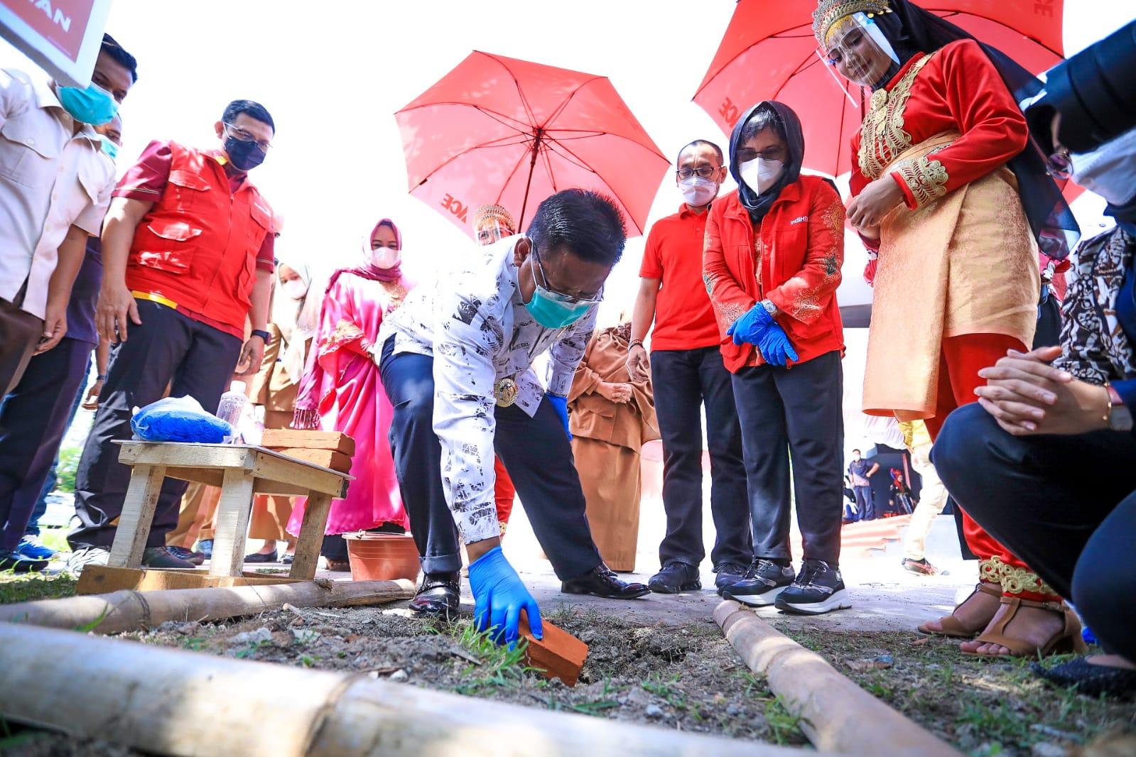 Wali Kota Resmikan Wifi Corner Indihome Telkom Se Aceh